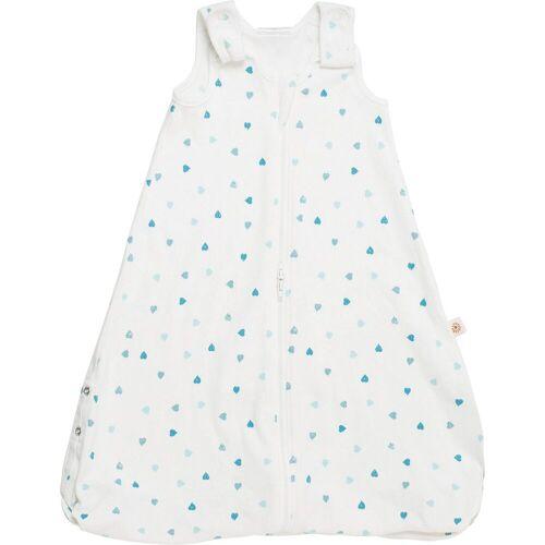 Ergobaby Babyschlafsack »Babyschlafsack On The Move Sleep Bag (6-18 M) TOG«, weiß
