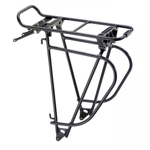 racktime Fahrrad-Gepäckträger »System-Gepäckträger Tourit schwarz, 26-28«