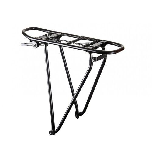 racktime Fahrrad-Gepäckträger »System-Gepäckträger Eco 2.0 schwarz, 28',«