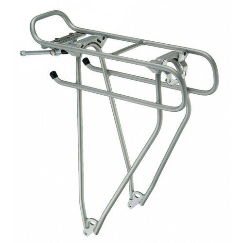 racktime Fahrrad-Gepäckträger »System-Gepäckträger Addit silber, 26-28',«