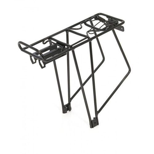 XLC Fahrrad-Gepäckträger »Gepäckträger RP-R08 schwarz, 24-28', Alu«