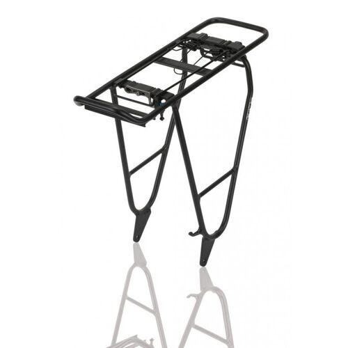 XLC Fahrrad-Gepäckträger »Gepäckträger carry more schwarz, 24'«