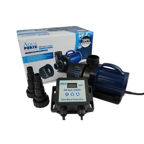 Aquaforte Teichpumpe »regelbare Teichpumpe DM Vario 22000 S«