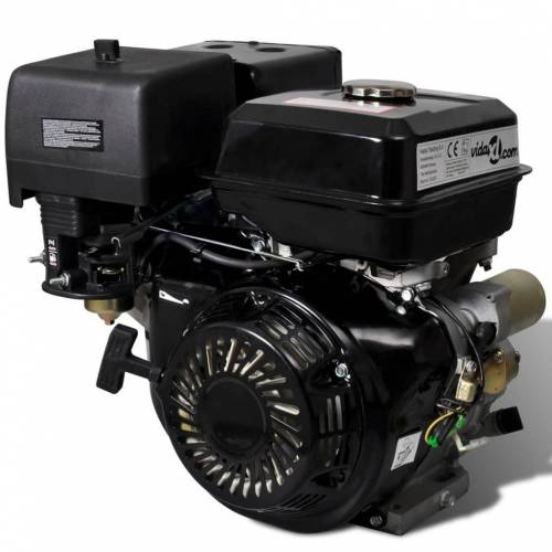 vidaXL Benzinmotorhacke