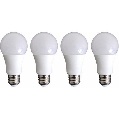 """näve »LED Leuchtmittel E27/9W 4er-Set """"Neo""""« LED-Leuchtmittel, E27, 4 Stück, Warmweiß, Set - 4 Stück, Energieeffizienzklasse A+"""
