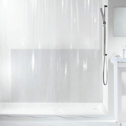 spirella Duschvorhang »Transparent« Breite 180 cm, Höhe 200 cm