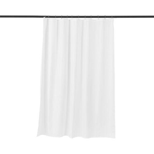 BUTLERS Duschvorhang »WET WET WET Duschvorhang Waffeloptik« Breite 180 cm