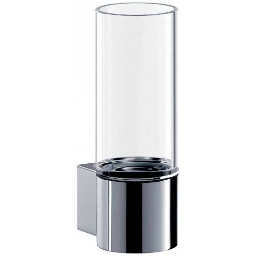 Emco Zahnbürstenhalter »System 02«, Kristallglas klar