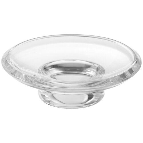 Keuco Seifenschale »Smart.2«, Ø 11 cm, Echtkristall-Glas, lose