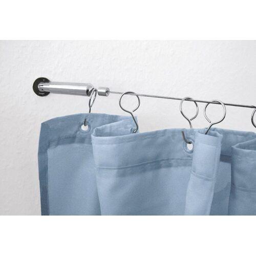 Kleine Wolke Duschvorhang-Seilsystem, , kürzbar, Länge bis 500 cm
