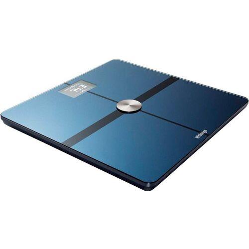 Withings Körper-Analyse-Waage »Body+«, blau