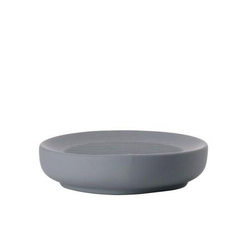 Zone Denmark Seifenschale »ZONE Seifenschale UME, Porzellan, grau, ca. 12 cm«