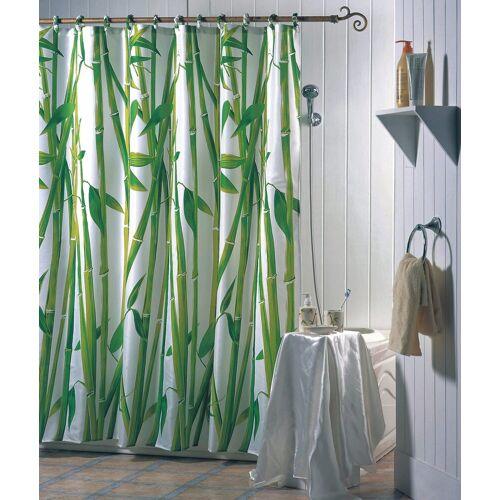 MSV Duschvorhang »Bambus« Breite 180 cm, Höhe 200 cm