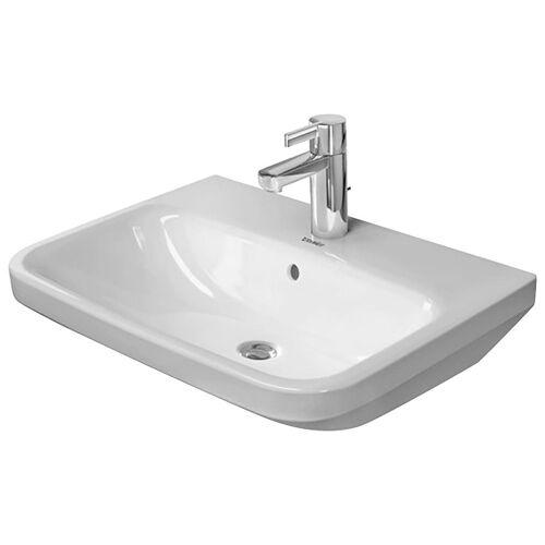 Duravit Waschbecken »DuraStyle«, mit Hahnloch und Überlauf