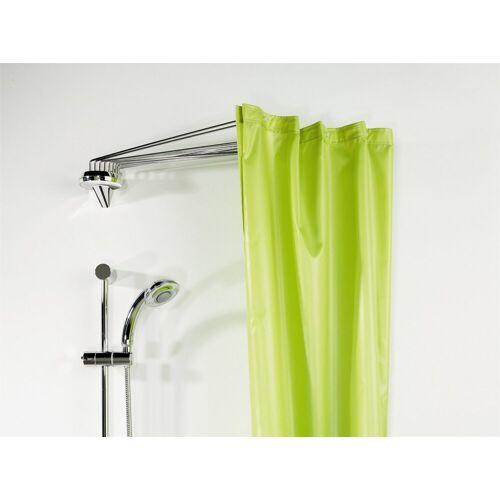 spirella Duschvorhangspinne »Ombrella«, , kürzbar, für Duschvorhänge mit 8 Ösen, Länge 90 cm