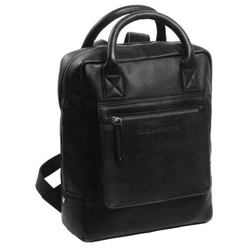The Chesterfield Brand Laptoprucksack »Davon Laptop-Rucksack 32 cm«, black