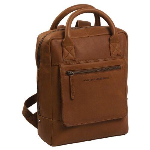 The Chesterfield Brand Laptoprucksack »Davon Laptop-Rucksack 32 cm«, cognac