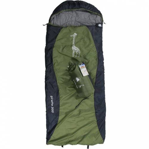 10T Kinderschlafsack »Kinderschlafsack Giraffe 300 Deckenschlafsack180x75 cm grün«