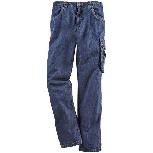 Arbeitshose »Jeans Worker« mit dehnbahrem Bund