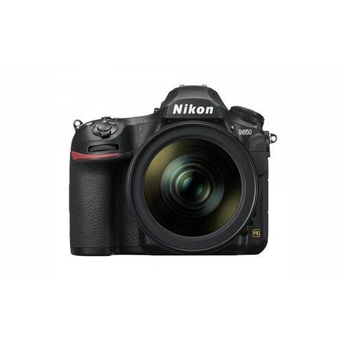 Nikon »D850 Kit AF-S 24-120 mm 1:4G ED VR« Systemkamera