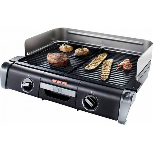 Tefal Tischgrill Grill Family TG8000, 2400 W