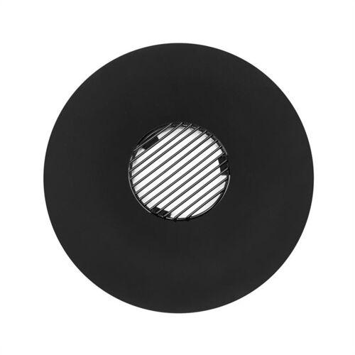 blumfeldt Feuerschale »Heat Disc Grillring mit Grillrost für Grills mit 57 cm Ø Stahl schwarz«, Vielseitig: geeignet für Kesselgrills mit einem Durchmesser von 57 cm