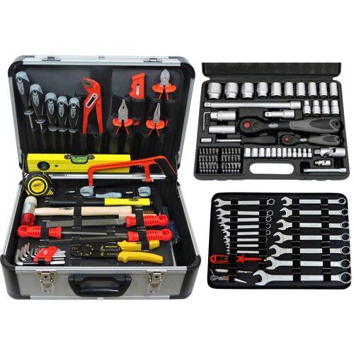 FAMEX Werkzeugset »723-47«, (Set, 170-St)