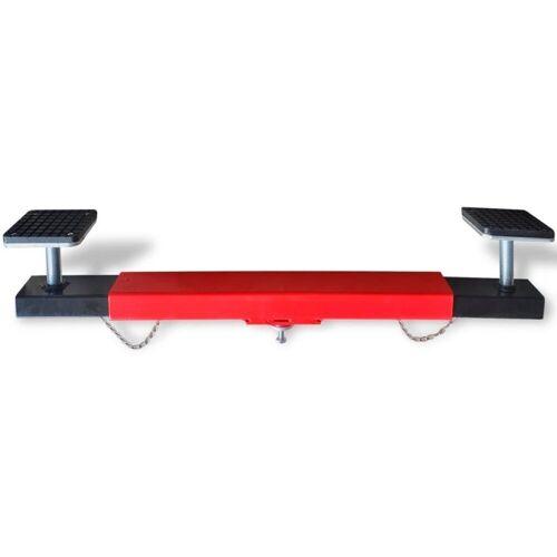 vidaXL Werkzeug »Querträger für Wagenheber 2 Tonnen Rot«