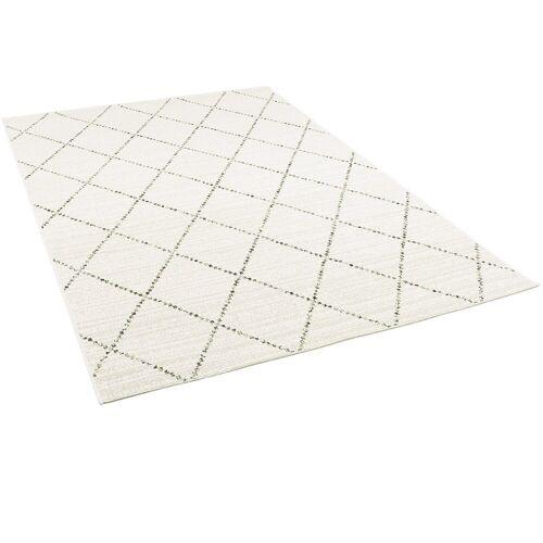 Pergamon Outdoorteppich »In- und Outdoor Teppich Carpetto Rauten«, , Höhe 6 mm