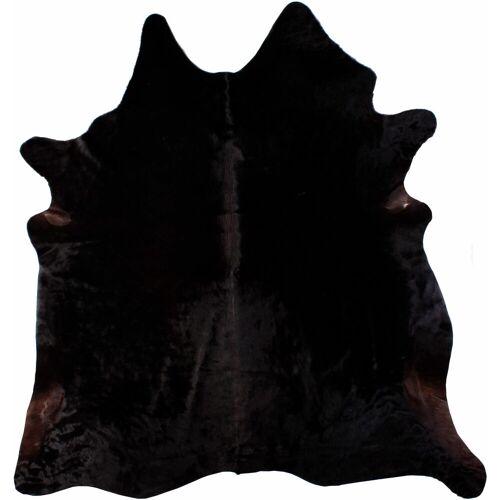 LUXOR living Fellteppich »Rinderfell 1«, , fellförmig, Höhe 3 mm, echtes Rinderfell, Naturprodukt - daher ist jedes Rinderfell ein Einzelstück, Wohnzimmer