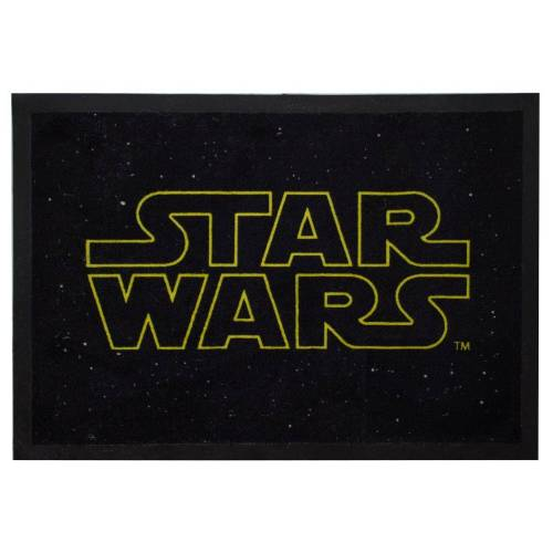 Star Wars Teppich »SWD-6 70 x 50 cm 2016«, , Rechteckig, Höhe 3 mm