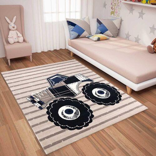 Vimoda Teppich »Ein flauschiger Monster Truck Teppich in diversen Farben und Größen«,