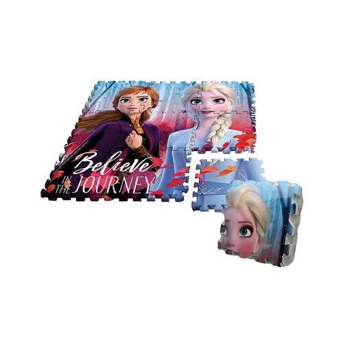 Disney Frozen Puzzlematte »Die Eiskönigin 2 Spielmattenpuzzle, 9 Teile«, Puzzleteile