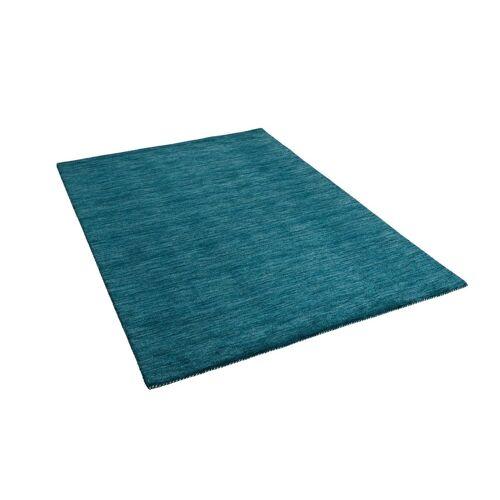 THEKO Wollteppich »Natur Teppich Indo Gabbeh Ella«, , Rechteckig, Höhe 18 mm