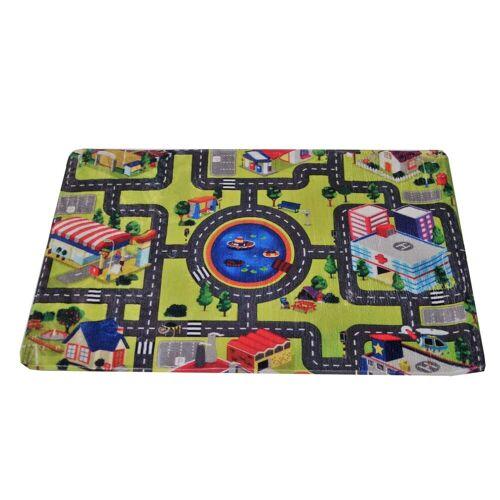 HTI-Line Kinderteppich »Spielteppich Klein«, , rechteckig