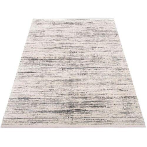 machalke® Teppich »fade out«, , rechteckig, Höhe 8 mm, Design Teppich, Wohnzimmer, grau