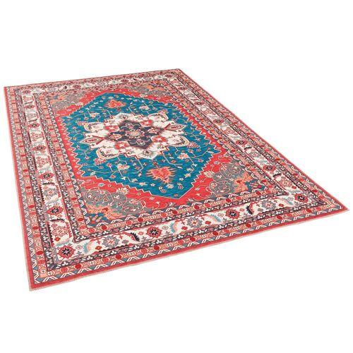 Pergamon Designteppich »Luxus Orient Teppich Primus Keshan«, , Rechteckig, Höhe 7 mm