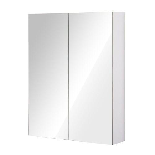 HOMCOM Spiegelschrank »Badezimmerschrank«