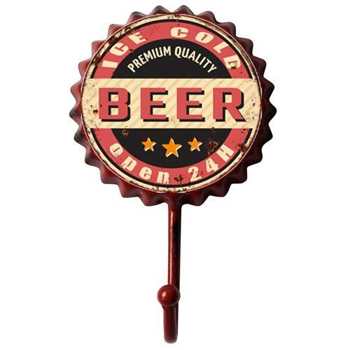 HTI-Line Garderobenhaken »Garderobenhaken Bier«