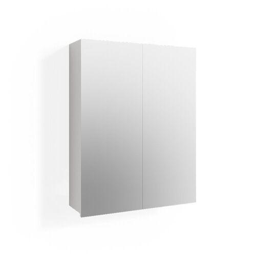Vicco Badezimmerspiegelschrank »Spiegelschrank FREDDY Weiß Spiegel Badspiegel Wandspiegel Badezimmer«