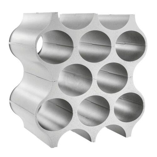 KOZIOL Flaschenregal »Set-Up Organic Grey«