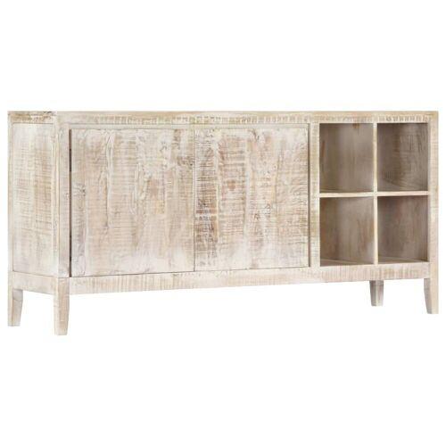 vidaXL Sideboard »Sideboard 160 x 40 x 76 cm Mangoholz Massiv«