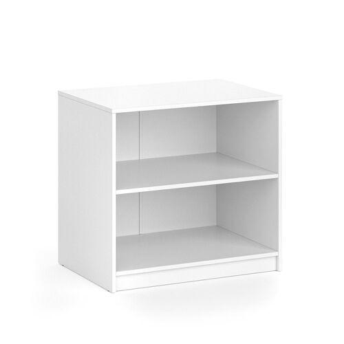 Vicco Kommode »Visit Kleiderschrank Sideboard Regal Umkleide zweigeteilt Weiß«