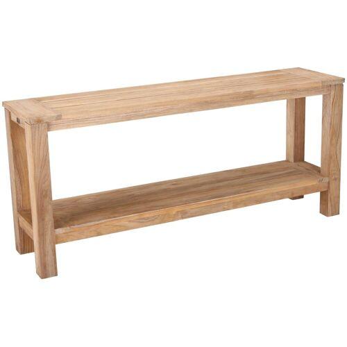 Best Sideboard »Moretti«, Teakholz, 170x75x42 cm