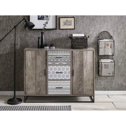 SIT Sideboard »Skandi«, mit dekorativem Muster