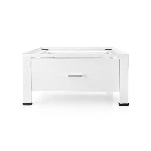 nedis Waschmaschinenunterschrank »Ständer für Waschmaschine und Trockner«