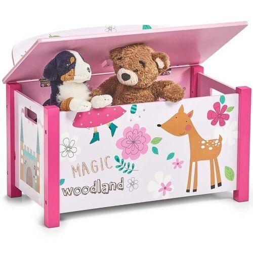 Zeller Present Spielzeugtruhe
