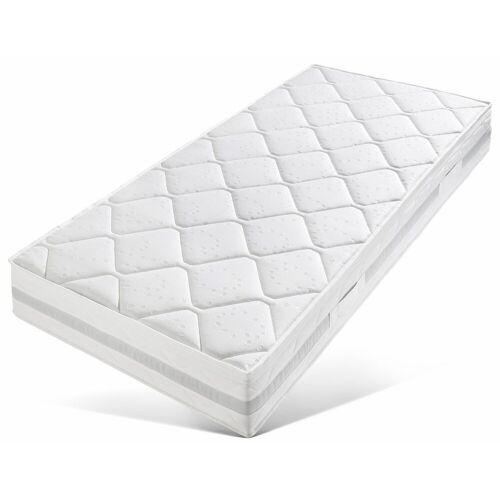 Breckle Taschenfederkernmatratze »Gelschaum-Komfort-TFK«, , 23 cm hoch, 1000 Federn, Federkernmatratze der Luxusklasse mit 1000 Taschenfedern* und Gelschaum