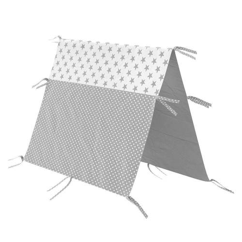VitaliSpa® Kinderbett »Überwurf Kinderbett Indianerzelt für Tipi Bett 70x140cm Zeltbett Zelt«