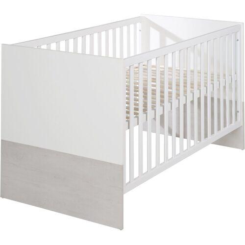 roba® Babybett »Julia«, Kinderbett, Gitterbett